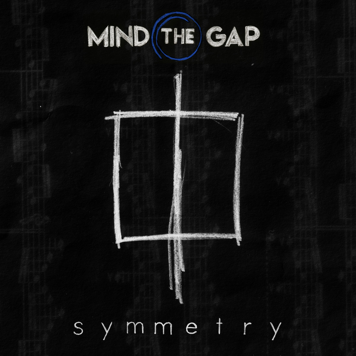 mind the gap - simmetry album